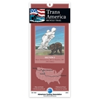 Adventure Cycling Map: TransAmerica Trail - W. Yellowstone, MT to Rawlins, WY