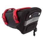 Clean Motion Pelikan SMS Bag - Black/Red