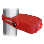 Clean Motion Pluton USB Taillight Red