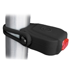 Clean Motion Pluton USB Taillight Black