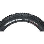 Maxxis Minion FatBike Rear FBR 26 x 4.80 Tire Folding 120tpi Dual Compound EXO Tubeless