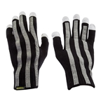 Cycleaware Reflect+ Gloves Black MD/LG