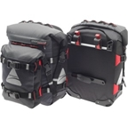 Axiom Tempest Hydracore P45+ Panniers: Gray