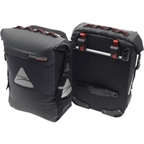 Axiom Tempest Hydracore P27 Panniers: Gray