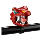 Crazy Safety Premium Kids Ping Bell - Chinese Dragon