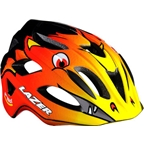 Lazer P'Nut MIPS Helmet with Clip Buckle: Dragon Fire