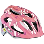 Lazer P'Nut MIPS Helmet with Clip Buckle: Flower Pink