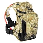 Uswe Patriot 9 Camo Hydration Pack
