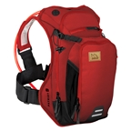 Uswe Patriot 9 Red Hydration Pack