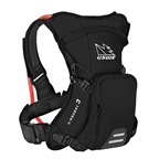 Uswe Airborne 3 Black Hydration Pack