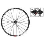 SRAM 29er Rail 50 Rear Wheel - QR / 12mm Thru for 8-11 Speed