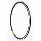 Wheel Master Velocity Deep V Black 700c 36 Hole Wheelset