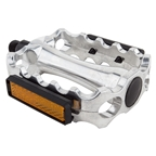 "Sunlite Unibody Alloy 9/16"" Silver Pedals"