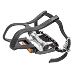 "Sunlite MTB Low profile Alloy 9/16"" Pedals with Clips"