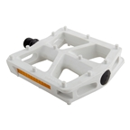 """Black-Ops T-Bar 9/16"""" White Pedals"""