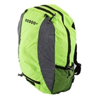 CycleAware Reflect+ Bike Frame Backpack Bag Green