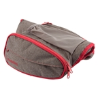 BeetleBag Frame Bag and Convertible Backpack Coral Red