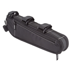 BiKase Long John Frame Bag Black