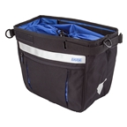 BiKase Grocery Pannier Black/Blue