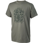 Surly Krampus Men's T-Shirt: Green