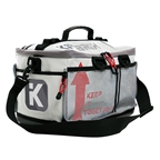 KitBrix Joining Duffel Bag White