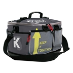 KitBrix Joining Duffel Bag Gray