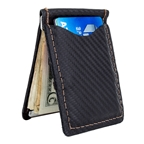 Lizard Skins Carbon Leather Wallet