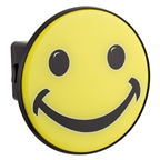 "Trik Topz 2"" Hitch Cover - Smiley Face"