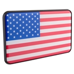 "Trik Topz 2"" Hitch Cover - American Flag"