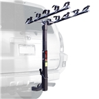 "Allen S555 5 Bike Hitch Rack for 2"" Receivers"