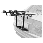 Sunlite TB-340 Sport Lift Trunk Rack - 3 Bike Capacity