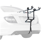 Allen 102DB 2 Bike Car Rack with Tie Downs