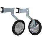 "Sunlite Heavy Duty Training Wheels 16"" 1 Piece for Oversized Stays"