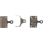 Shimano K04S Metal Disc Brake Pads for Flat Mount BR-RS805, BR-RS505 Road Disc Calipers