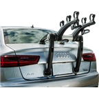 Saris SuperBones 3 Bike Rack: Black