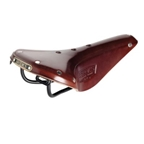 Brooks B17 S Standard Women's - Antique Brown - Black Steel