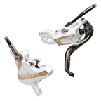 Hayes Prime Pro Rear Hydraulic Disc Brake with Lever - White