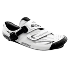 BONT Vaypor Cycling Road Shoe:  Euro 40 White