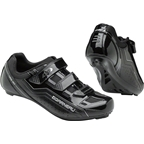 Louis Garneau Chrome Men's Cycling Shoe: Black
