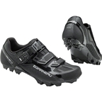Louis Garneau Slate Men's MTB Shoe: Black