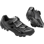 Louis Garneau Gravel Men's MTB Shoe: Black