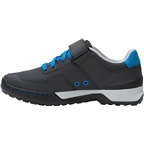 Five Ten Kestrel Lace Women's Clipless Shoe: Shock Blue/Carbon