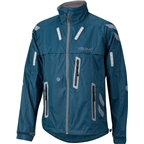 Visijax City Ace LED Unisex Cycling Jacket Teal
