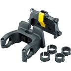 Topeak Fixer 8e Handlebar Bracket: Black