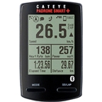 CatEye Padrone Smart Plus Triple Cycling Computer with Speed, Cadence, Heart Rate Sensors