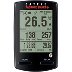 CatEye Padrone Smart Plus Double Cycling Computer with Speed and Cadence Sensors