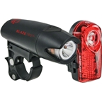 Planet Bike Blaze 180 SL Headlight with Superflash USB Rechargeable Taillight