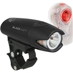 Planet Bike Blaze 140 SL Headlight with Superflash Turbo Taillight