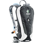 Deuter Compact Lite Hydration Pack: 3L Reservoir, Black/White