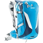 Deuter Compact EXP 10 SL Hydration Pack: Women's, 3L Reservoir, Turquoise/Midnight